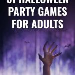31 halloween adult party games
