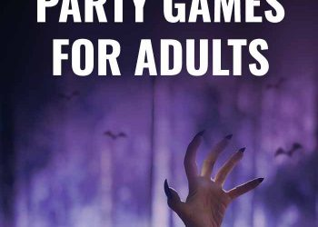 31 Halloween Party Game Ideas for Adults