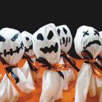 easy ghost lollipops
