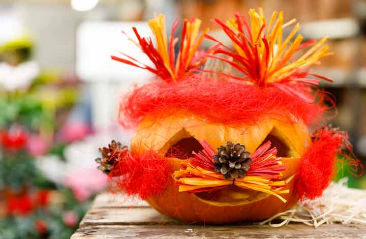 funny halloween pumpkin ideas